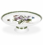"Portmeirion Botanic Garden 9.75"" Footed Cake Stand"