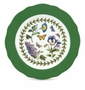 Portmeirion Botanic Garden Accent Plate with Green Border