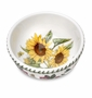 Portmeirion Botanic Garden Classics Individual Fruit Salad Bowl, Sunflower