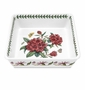 Portmeirion Botanic Garden Classics Square Dish Rhododendron