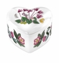Portmeirion Botanic Garden Set of 3 Covered Boxes 3.5""