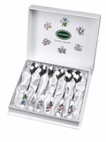 Portmeirion Botanic Garden Tea Spoons (Set of 6)