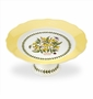 "Portmeirion Botanic Garden Terrace Medium Footed Cake Plate 8.5"" d."