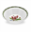 Portmeirion Exotic Botanic Garden Red Ginger Oatmeal Bowl 6.5""