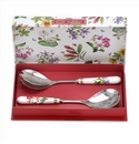 Portmeirion Exotic Botanic Garden Salad Server Set