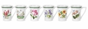 Portmeirion Exotic Botanic Garden Set of 6 Assorted Mugs