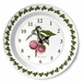 Portmeirion Pomona Kitchen Wall Clock
