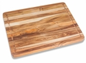 Proteak Cutting Board with Juice Groove (24 x 18 x 1.5)
