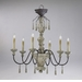 Provence 6 Light Chandelier by Cyan Design