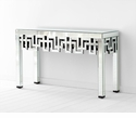 Psara Mirrored Console Table by Cyan Design