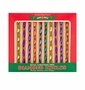 "Radko Shiny Bright Confections 5"" Mixed Icicles Ornament Set"