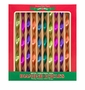 "Radko Shiny Bright Confections 8"" Mixed Icicles Ornament Set"