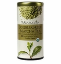 Republic of Tea Double Green Matcha Tea Bags 50 Ct
