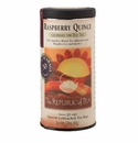 Republic of Tea Raspberry Quince Tea Bag 50 Count