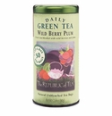 Republic of Tea Wild Berry Plum Green Tea Bag 50 Count