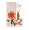 Rosy Rings Apricot Rose Botanical Reed Diffuser
