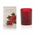 Rosy Rings Botanica Glass Candle Red Currant & Cranberry