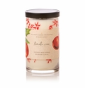Rosy Rings Tomato Vine Kitchen Candle