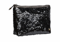 Roxbury Gun Alex Sparkle Cosmetic Bag by Stephanie Johnson
