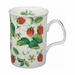 Roy Kirkham Alpine Strawberry (Lancaster) Bone China Mug