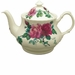 Roy Kirkham English Rose Baroque Teapot
