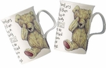 Roy Kirkham Monsters Bone China Mug