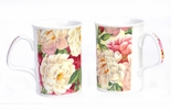 Roy Kirkham Scent of a Rose set of two mugs