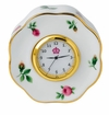 Royal Albert Clock New Country Roses White