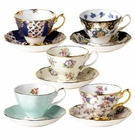Royal Albert English Style Bone China Teaware - 100 Years Tea Collection & Old Country Roses Clearance Sale!