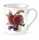 Royal Worcester Evesham Gold 12 Ounce Apple & Black Currant Mug