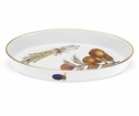 "Royal Worcester Evesham Gold 14.5"" Oval Dish"
