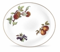 "Royal Worcester Evesham Gold 15"" Oval Platter"