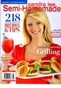 Sandra Lee Semi-Homemade Magazine - May / June 2010
