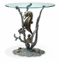 Seahorse End Table by SPI Home