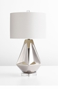 Silver Sails Table Lamp by Cyan Design