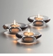 Simon Pearce Barre Tealight (Boxed Set of 2)
