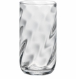 Simon Pearce Glass Chelsea Optic Iced Beverage