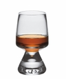 Simon Pearce Glass Clear Base Whiskey