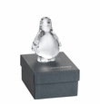 Simon Pearce Glass Medium Penguin Gift Set