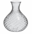 Simon Pearce Glass Royalton Carafe