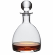 Simon Pearce Glass Rye Decanter