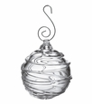Simon Pearce PURE Glass Bauble Ornament