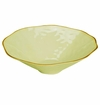 Skyros Designs Cantaria Centerpiece Bowl - Almost Yellow