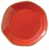 "Skyros Designs Cantaria Charger Plate 13"" - Poppy Red"