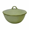 Skyros Designs Cantaria Individual Round Covered Casserole - Sage Green