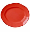 Skyros Designs Cantaria Large Oval Platter - Poppy Red