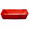 Skyros Designs Cantaria Large Rectangular Baker - Poppy Red