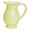"Skyros Designs Cantaria Pitcher 8"" - Almost Yellow"