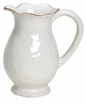 "Skyros Designs Cantaria Pitcher 8"" - Ivory"