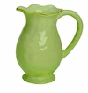 "Skyros Designs Cantaria Pitcher 8"" - Sage Green"